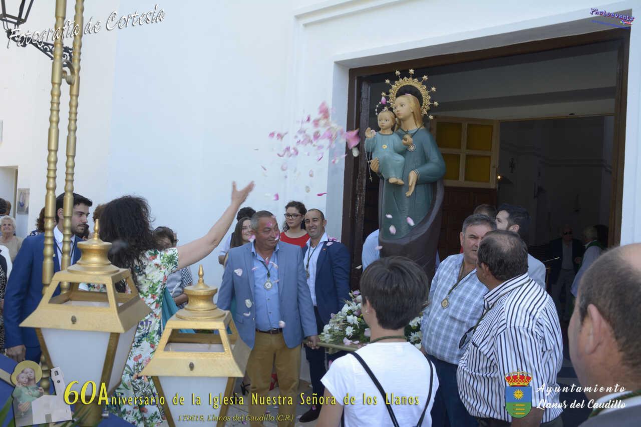 60 Aniversario de la Iglesia Nuestra Señora de Los Llanos