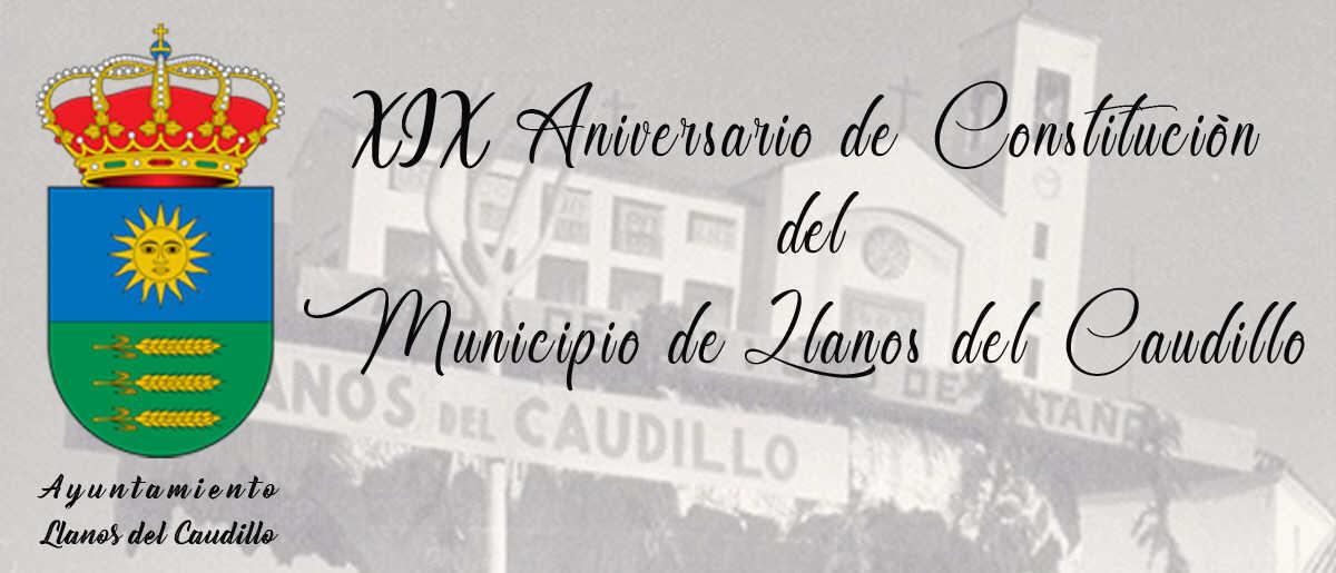 XIX Aniversario del Municipio